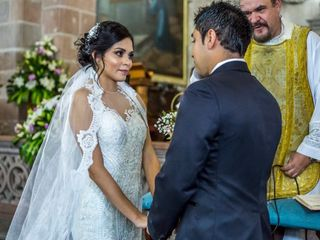 La boda de Mayra y Carlos 2