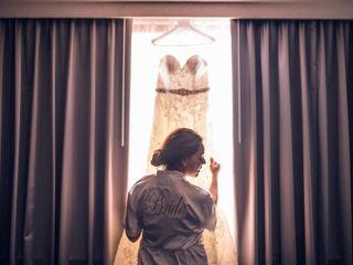 La boda de Tania y Alvic 1
