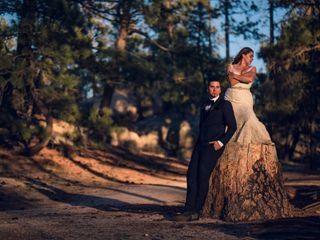 La boda de Tania y Alvic