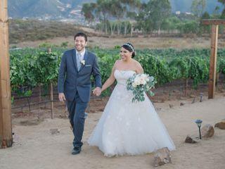 La boda de Daniela  y Conrado