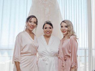 La boda de Daniela  y Conrado 3