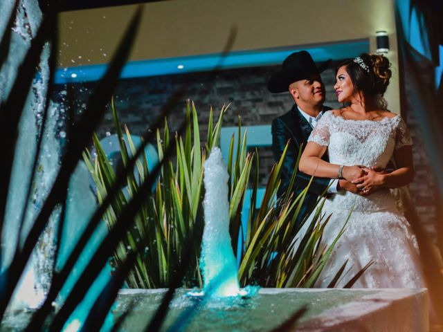 La boda de Eunice y Jorge
