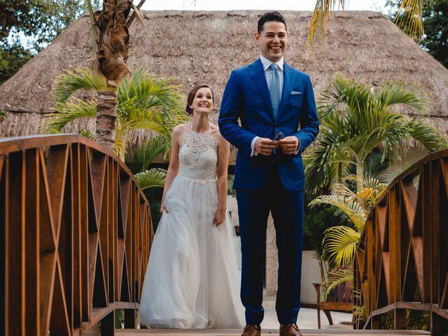 La boda de Sergio y Nienke en Tulum, Quintana Roo 1