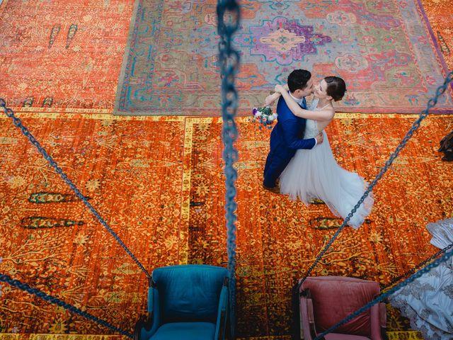 La boda de Sergio y Nienke en Tulum, Quintana Roo 2