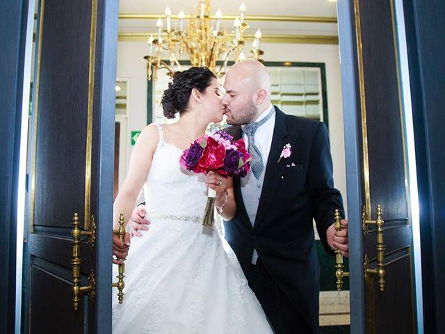 La boda de Karina y Gilberto