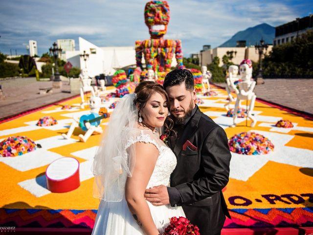 La boda de Denisse  y Elier