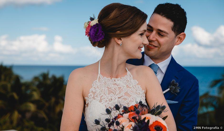 La boda de Sergio y Nienke en Tulum, Quintana Roo