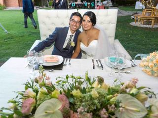 La boda de María  y Marco