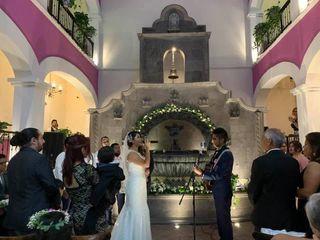 La boda de Marlene y Alexander