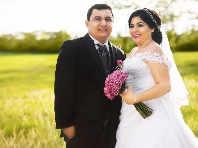 La boda de Consuelo y Juan Carlos