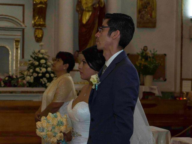 La boda de Marco y María  en Tepotzotlán, Estado México 27