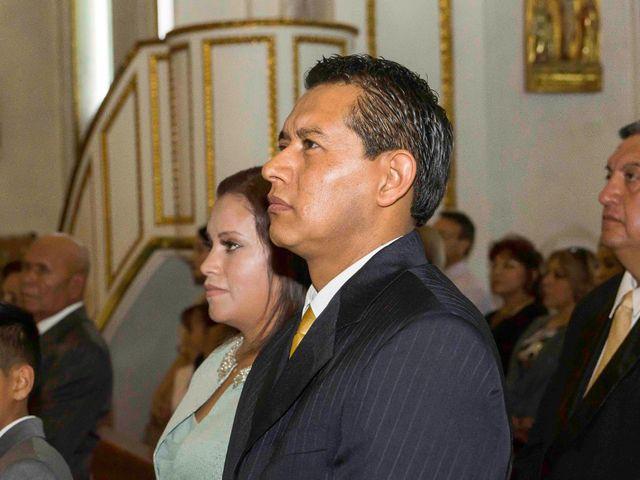 La boda de Marco y María  en Tepotzotlán, Estado México 28
