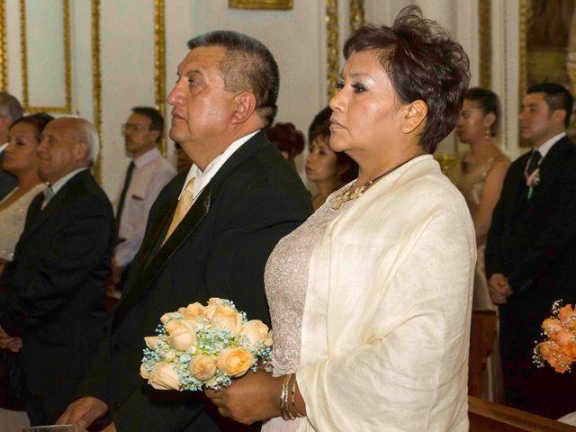 La boda de Marco y María  en Tepotzotlán, Estado México 30