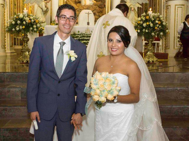 La boda de Marco y María  en Tepotzotlán, Estado México 32