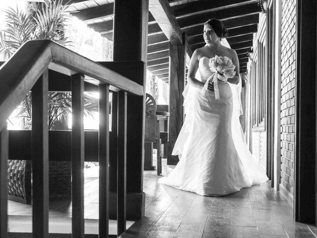 La boda de Marco y María  en Tepotzotlán, Estado México 36