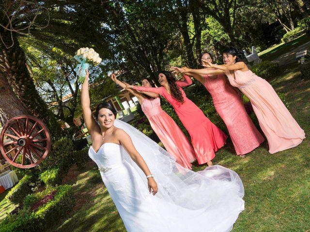 La boda de Marco y María  en Tepotzotlán, Estado México 41