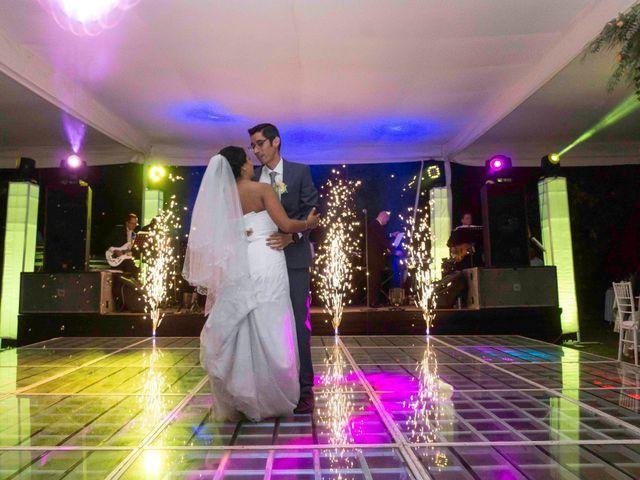 La boda de Marco y María  en Tepotzotlán, Estado México 46