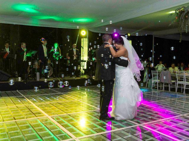 La boda de Marco y María  en Tepotzotlán, Estado México 47