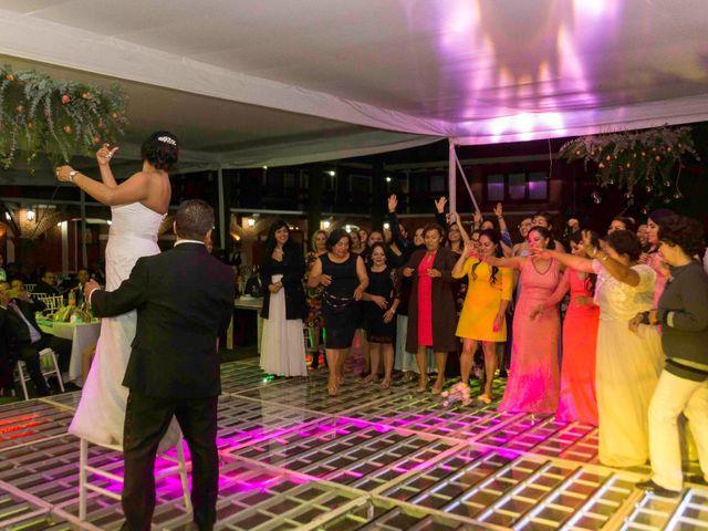 La boda de Marco y María  en Tepotzotlán, Estado México 56