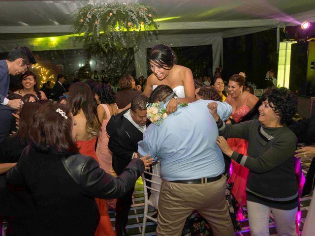 La boda de Marco y María  en Tepotzotlán, Estado México 63
