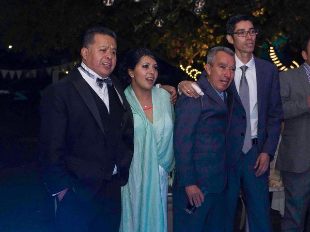 La boda de Marco y María  en Tepotzotlán, Estado México 75