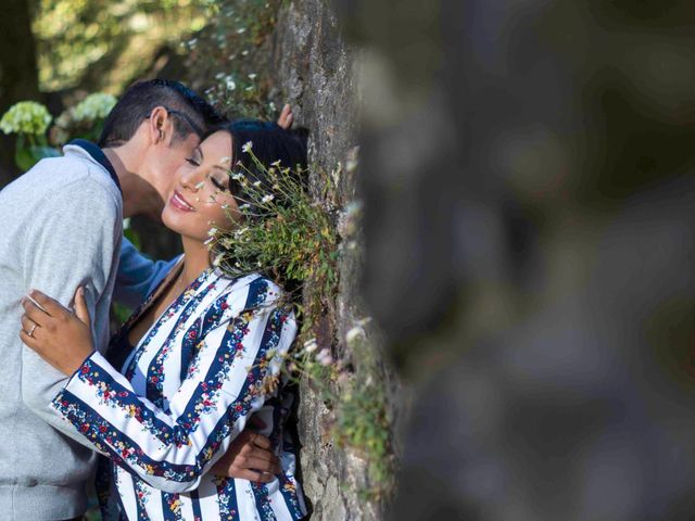 La boda de Marco y María  en Tepotzotlán, Estado México 2