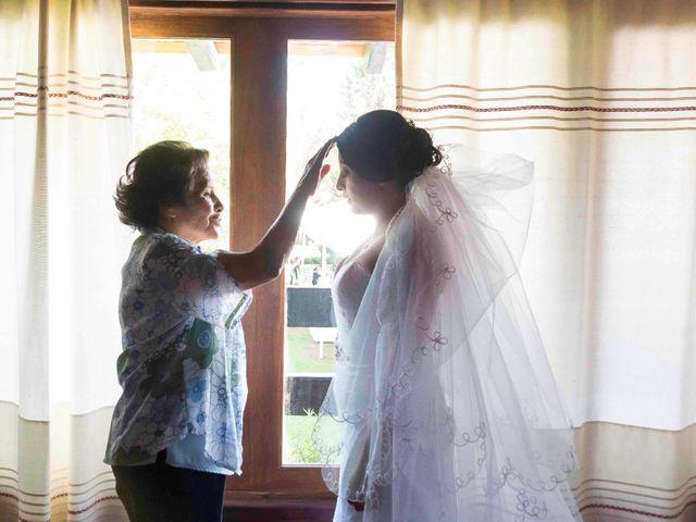 La boda de Marco y María  en Tepotzotlán, Estado México 22