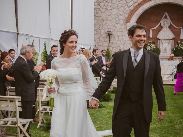 La boda de Patricia y Brice