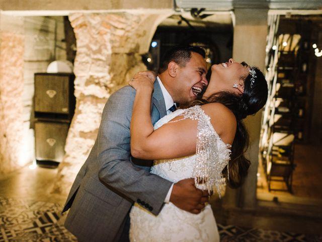 La boda de Carlos y Danae