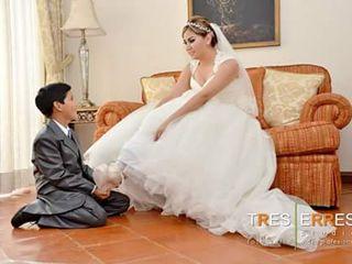 La boda de Jaqueline y Francisco 2