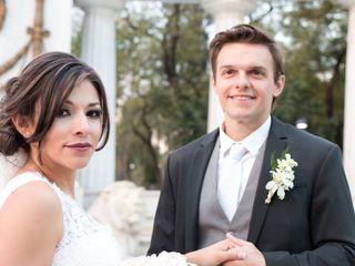 La boda de Pamela y Diego