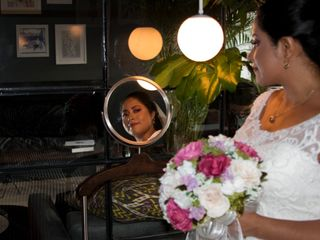 La boda de Berenice y Rodrigo 2