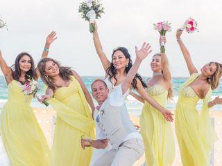 La boda de Jeannette y Will 1