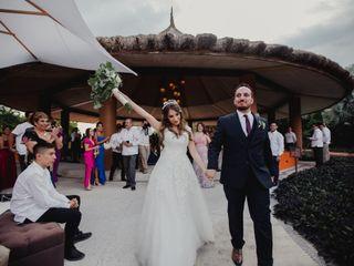 La boda de Gabriela y Daniel