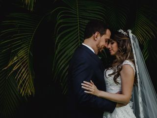 La boda de Gabriela y Daniel 2