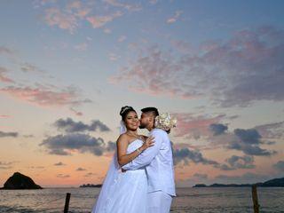 La boda de Melissa y Francisco