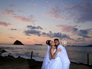 La boda de Melissa y Francisco 3