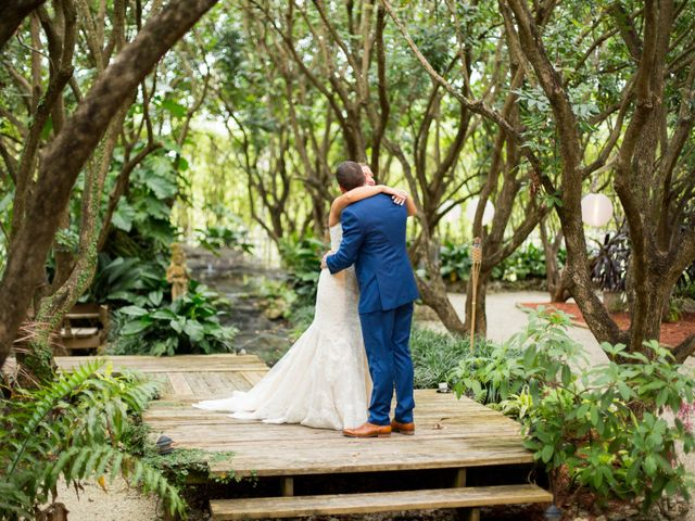 La boda de Steve y Ginger en Ensenada, Baja California 9