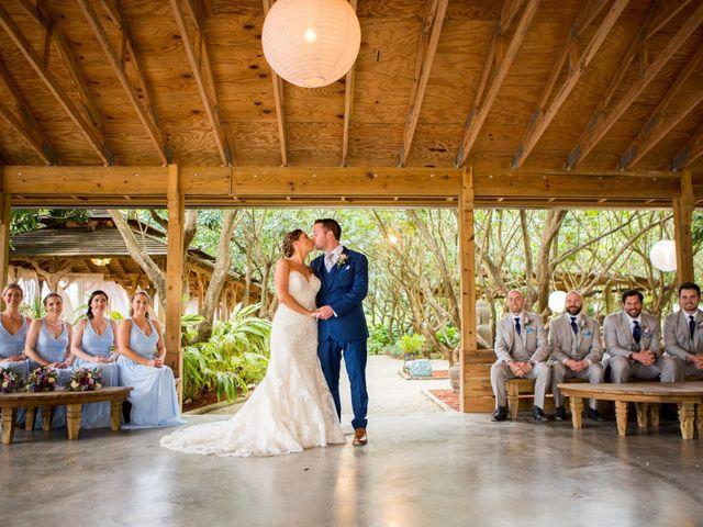 La boda de Steve y Ginger en Ensenada, Baja California 12