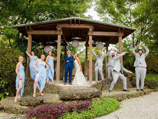 La boda de Steve y Ginger en Ensenada, Baja California 13