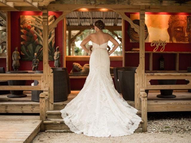 La boda de Steve y Ginger en Ensenada, Baja California 15