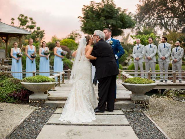 La boda de Steve y Ginger en Ensenada, Baja California 16