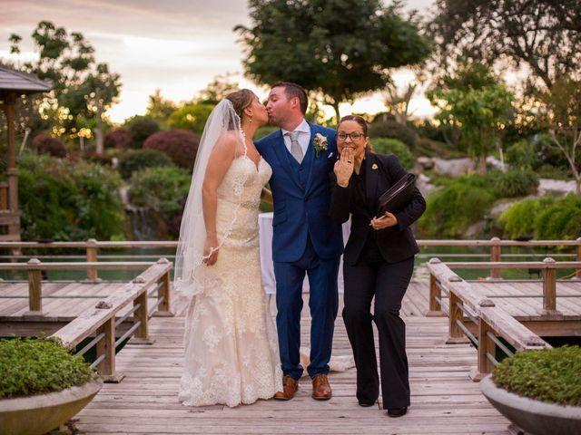 La boda de Steve y Ginger en Ensenada, Baja California 20