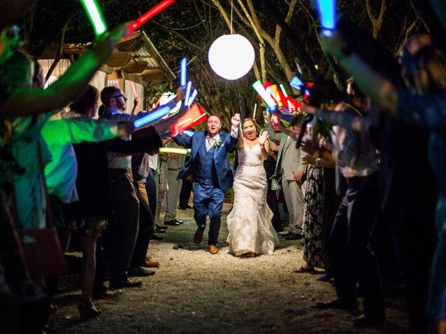 La boda de Steve y Ginger en Ensenada, Baja California 22