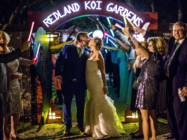 La boda de Steve y Ginger en Ensenada, Baja California 23