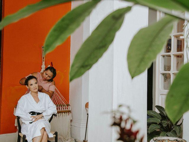La boda de Marco y Mariana en Mérida, Yucatán 2