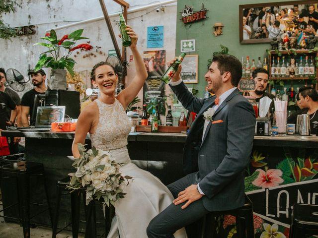 La boda de Marco y Mariana en Mérida, Yucatán 1