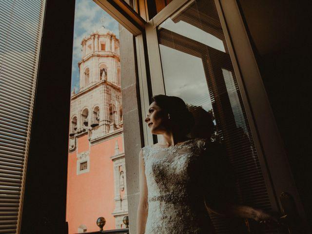 La boda de Ricky y Karem en Querétaro, Querétaro 16