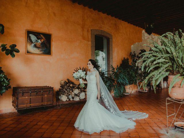 La boda de Ricky y Karem en Querétaro, Querétaro 27