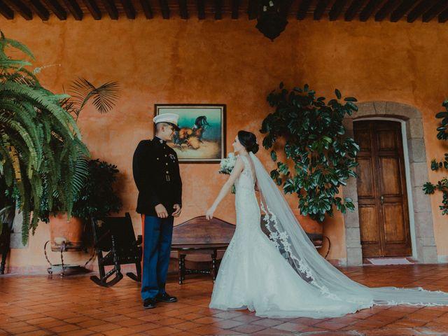 La boda de Ricky y Karem en Querétaro, Querétaro 29